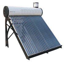 PreHeated Solar Heating System