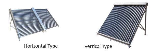 Solar Collector Non Pressurized System